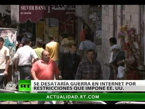"EE. UU. es ""hipócrita"" a la hora de 'proteger' la libertad en Internet"