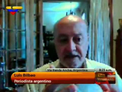 Luis Bilbao: Malvinas es un punto geoestratégico para el imperialismo