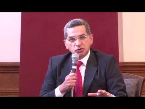 """Conferencia Fernando Alvarado """"Libertad de Prensa, estándares y democracia en América Latina"""""""