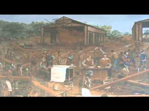 Mural de los socialcristianos con dinero del Estado