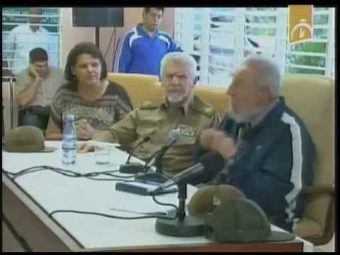Fidel Castro inaugura Complejo Educacional