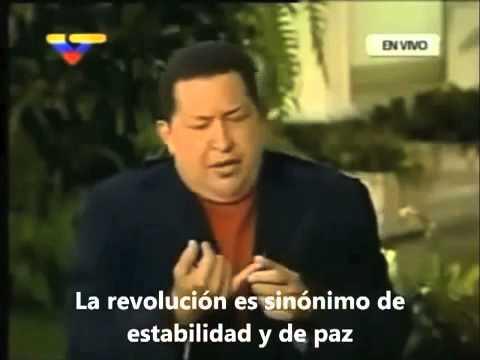 Planeta pueblo -vídeo- La Epopeya de la Vida de Hugo Chavez