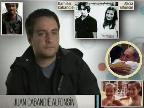 ARGENTINA: Nietos, historias con identidad - Juan Cabandié Alfonsín (1 de 2) - 19-09-12