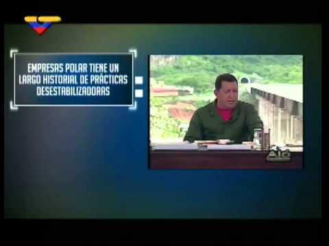 """""""A un Click"""": La Polar y su lucha contra el Estado venezolano (05/05/2015)"""