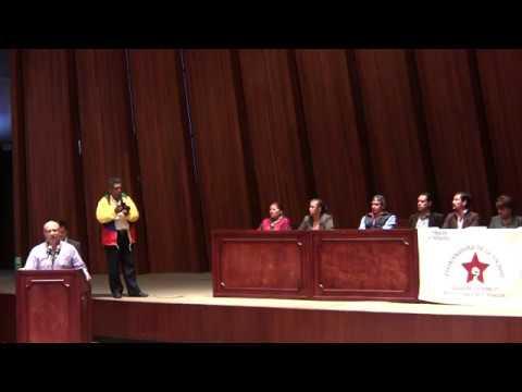 Acto de reconocimiento a Asambleistas Gerardo Anrrango  y Efren Reyes