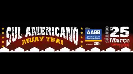 Filmes do Sulamericano de Muay Thai Campina Grande 2017 Marco (2)