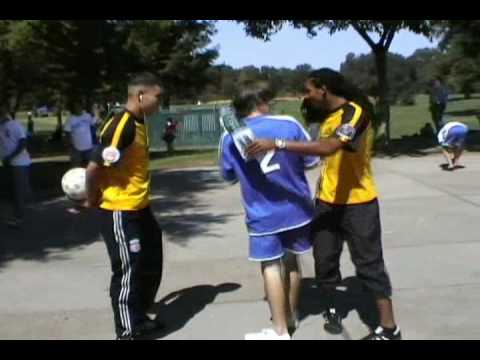 This is Soccershowdown! The Mixtape Vol. 1