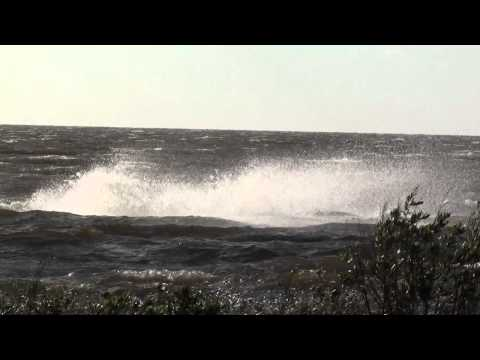 Windsurfing, Jumps & Wipe Outs,Cape Hatteras, NC, Fall 2011