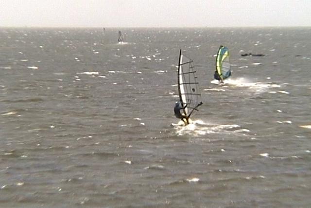 Cape Hatteras Windsurfing Spring 2011