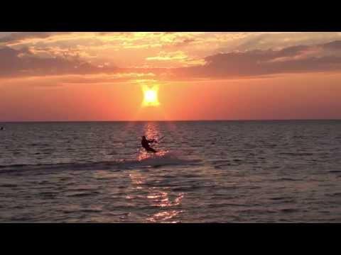 Moving Star - Hatteras, NC, Windsurfing, Kite Boarding, Canoeing October 17, 2013