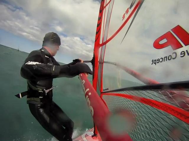 7 X 7 Spring Windsurfing