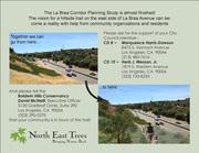 Proposed La Brea Greenway Trail
