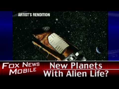 New Planets with Alien Life? (21/6/2010)