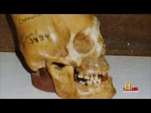 Ancient Aliens 2010: The Visitors pt 1/9 HD (Episode 2)