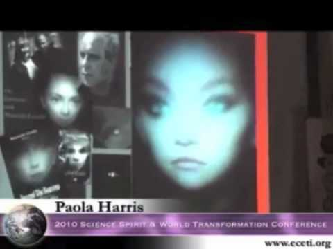 Paola Harris 2010 Science Spirit & World Transformation Conference @ ECETI