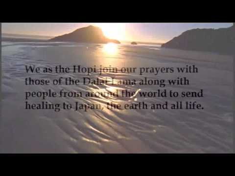***Official*** Message from the Hopi Nation about Japan, Amazing and Historic