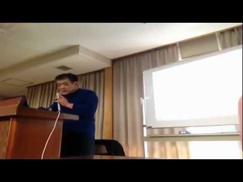 TPPと不正選挙について 2013.2.23_01/09 リチャード・コシミズ倉敷講演会