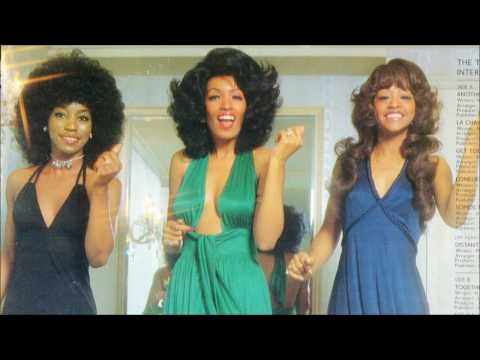 スリーディグリーズ(The Three Degrees) / 天使のささやき(日本語版)(WHEN WILL I SEE YOU AGAIN(Japanese Version))
