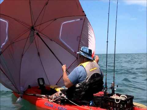 KAYAK SHARK FISHING The CUBAN DRIFT METHOD