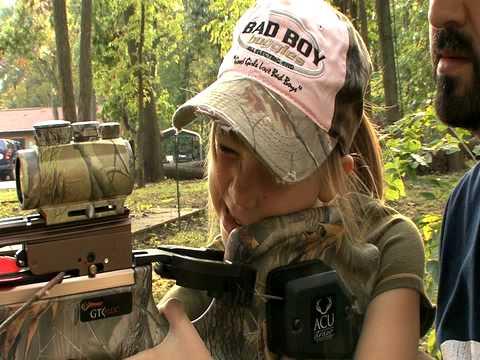 Dani Rush's First Crossbow Hunt