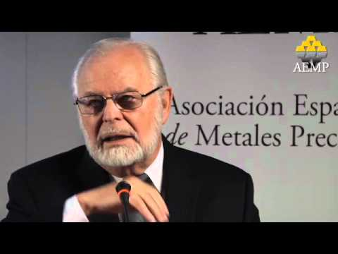 Edward Griffin about the FED at the Gold&Silver Meeting Madrid 2011