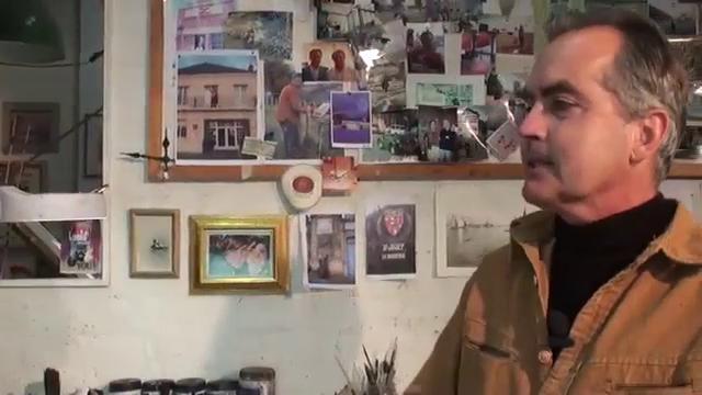 Joseph Zbukvic gives a studio demo