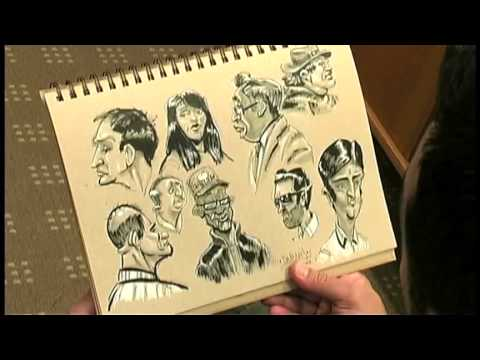 How To Draw In Your Sketchbook - Part 1