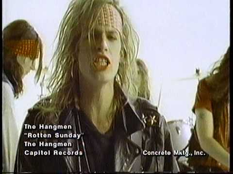 The Hangmen - Rotten Sunday 1989