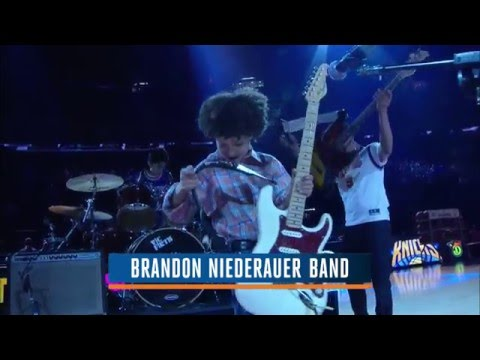 "Brandon ""Taz"" Niederauer Voodoo Child at MSG 4/10/16"
