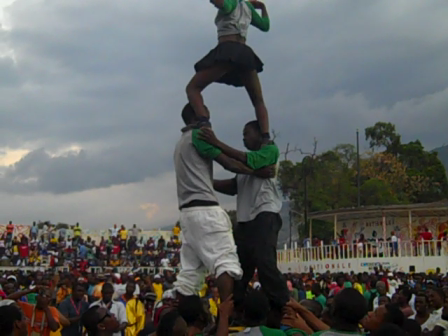 kanaval 2011 in Haiti (Footage)