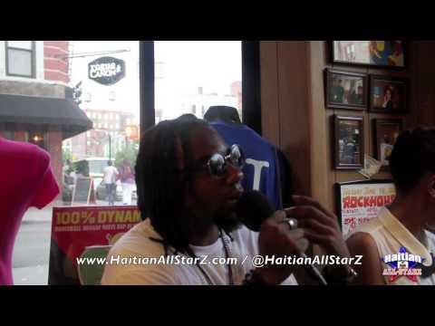 Deuce Ellis Interview on Haitian All-StarZ Radio (H.A.S Radio TV)