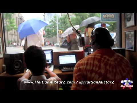 Haitian All-StarZ Radio Every Friday on Radiolily.com from 6pm - 8pm (H.A.S Radio TV)