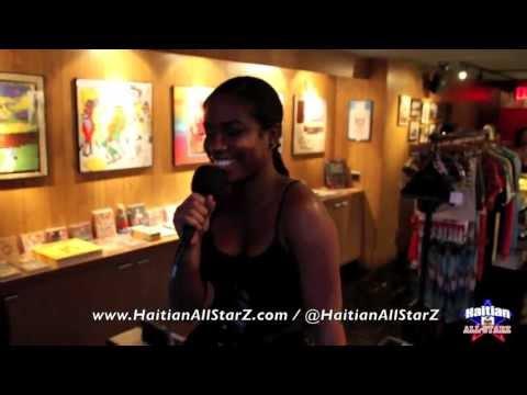 Haitian All-StarZ Radio Interview with Farrah Burns (H.A.S Radio TV)