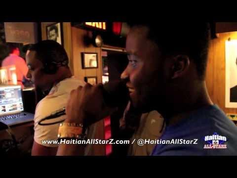 "Haitian Singer ""Wanito"" guest appreance on (Haitian All-StarZ Radio TV)"