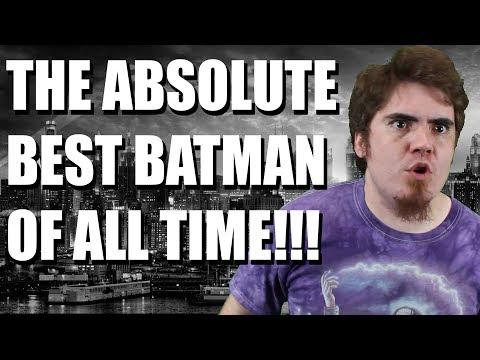 Best Batman Actor - Who is the Best Batman of All Time? Kilmer? Conroy? Keaton? Affleck? Clooney?