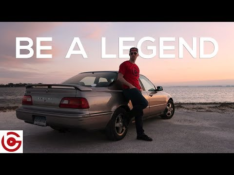 BE A LEGEND - BUY MY CAR - 1994 Acura Legend Used Car Commercial