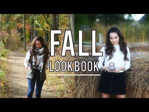 FALL LOOKBOOK 2017 | Fall Outfit Ideas