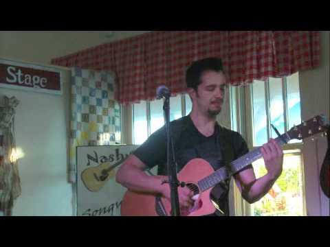 Jim Huish plays the Fontanel