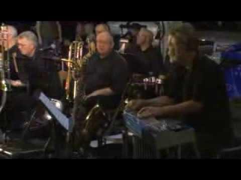 "Jerry Vinett Big Band - ""Boot Scootin' Boogie"""