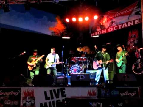 PETE HUNT & SOUTHERN BRANDED-HOW ABOUT YOU-LIVE 2013