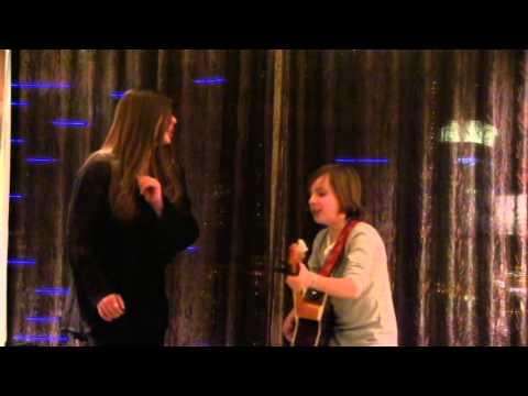 """We Were Us"" Cover Song-Keith Urban & Miranda Lambert by Karoline and Beamer"