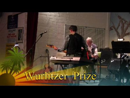 Wurlitzer Prize 1