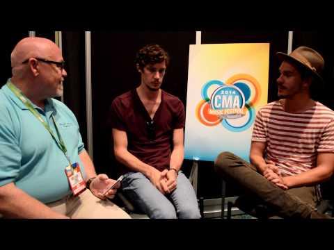 John & Jacob CMA FEST 2014 2