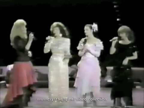 Crystal Gayle Loretta Lynn Cissy Peggy sue