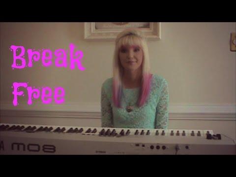Ariana Grande - Break Free cover by Brandi