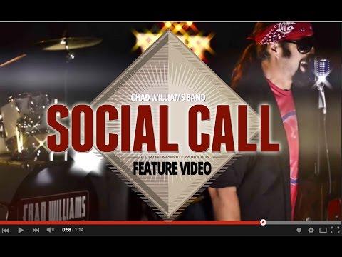 Social Call by Chad Williams Band