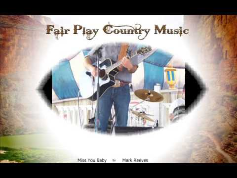Fair Play Country Music Video Clip Mark Reeves