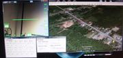 New HUD with Google Earth live preview