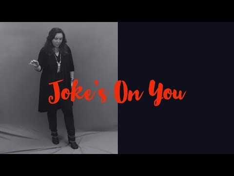 Dani-elle - Joke's On You (Lyric Video)