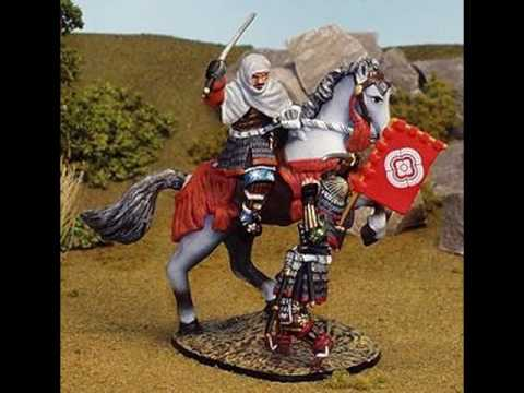 samurai , 54mm , A  NOBLE  ARMY FOR YOU!!